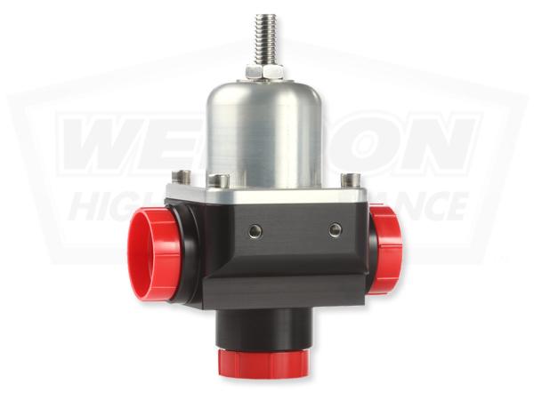 Weldon High-Flow Bypass Fuel Pressure Regulator