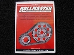 Rollmaster Roller Timing Chain with IWIS Chain-Odd Fire-Std