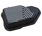 GM 200-4R Deep Transmission Pan-Black